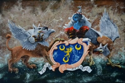 Картина «Клифтонский герб»