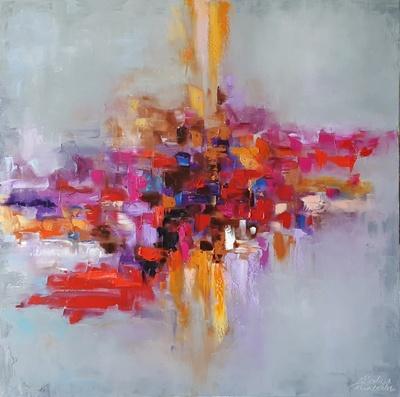 Картина «Цвет эмоций»