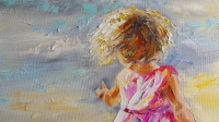Картина «Счастливое детство»