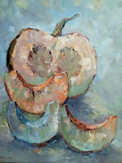 Картина «Аромат дыни»
