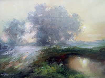 Картина «Рассвет» 2