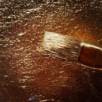 Картина «Ты - мое золото»