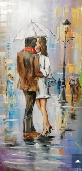 Картина «Поцелуй»