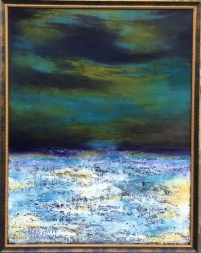 Картина «Прогулка по облакам»