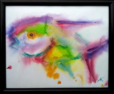 Картина «Жизнь океана»