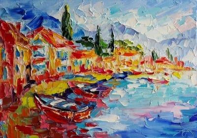 Картина «Путешествие по Крыму» 2