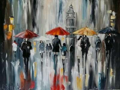 Картина «Лондон»