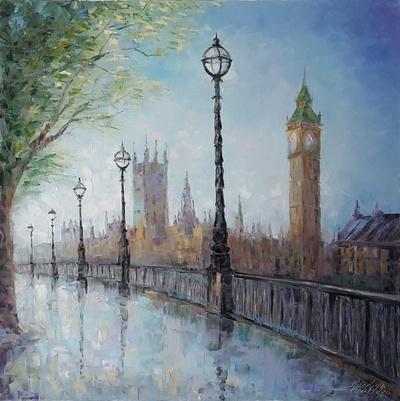 Картина «Лондон» 3