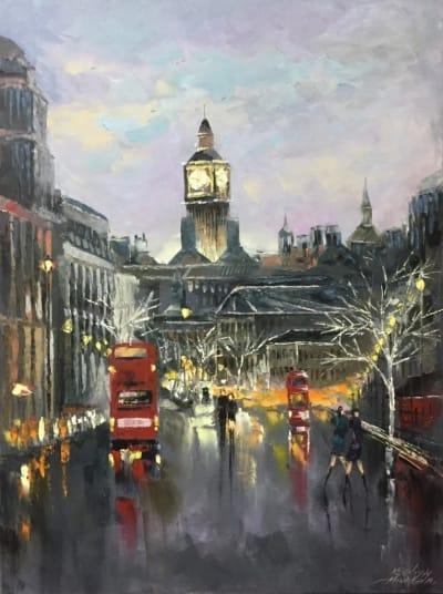 Картина «Лондон» 5