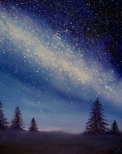 Картина «Млечный путь»