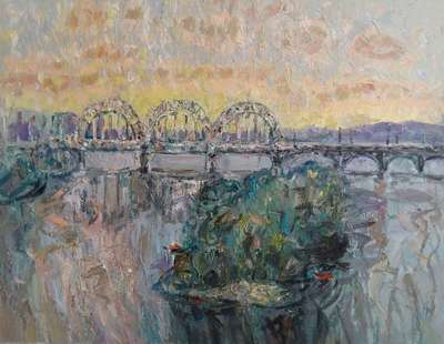 Картина «Мост 2»