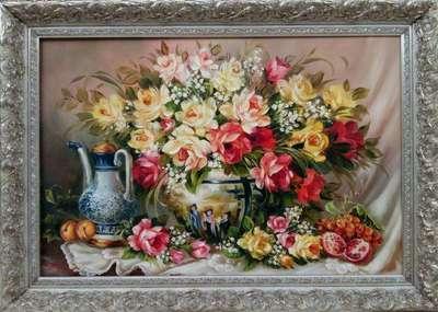 Картина «Натюрморт в голландском стиле» 3