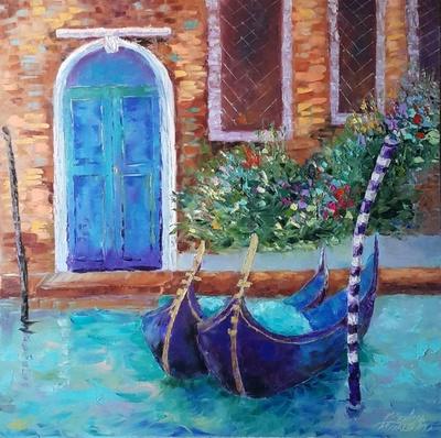 Картина «Очаровательная Венеция»