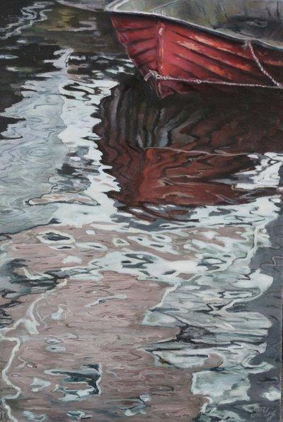 Картина «Отражение» купить живопись Украина
