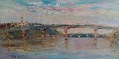 Картина «Мост Патона»
