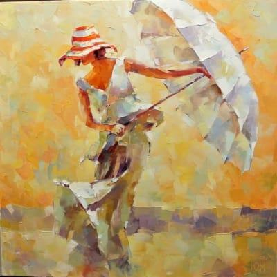 Картина «Порыв ветра»