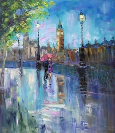 Картина «Романтический Лондон»