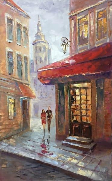Картина «Романтическое свидание»
