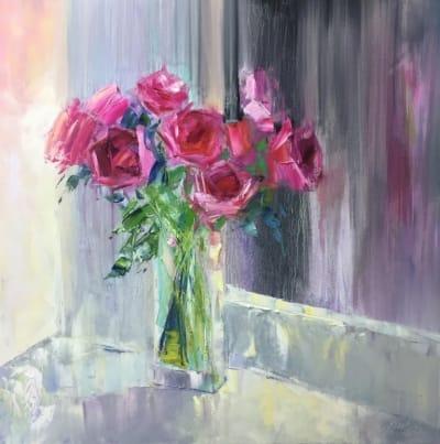 Картина «Розы» 7
