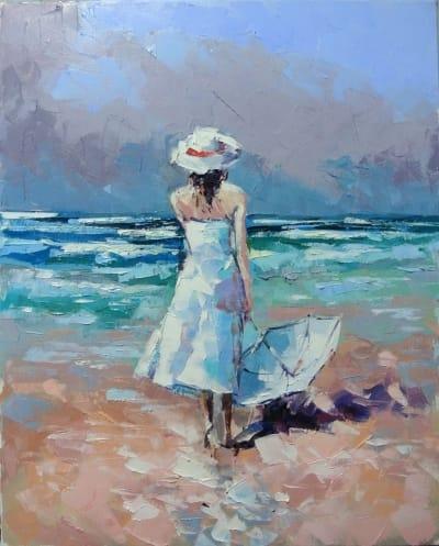 Картина «У моря»