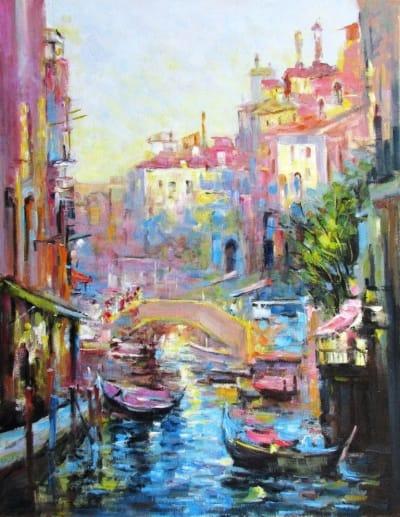 Картина «Венеция» 3