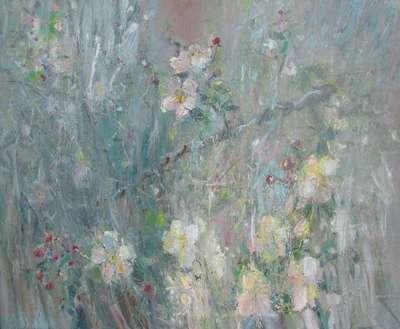 Картина «Весна. Цветение»