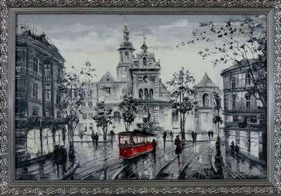 Картина «Виды Львова» 1