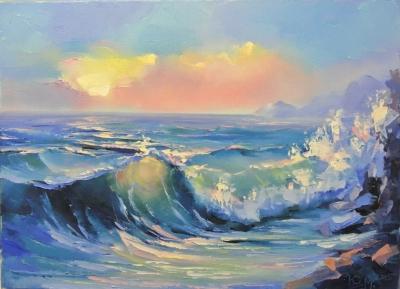Картина «Волна» 2