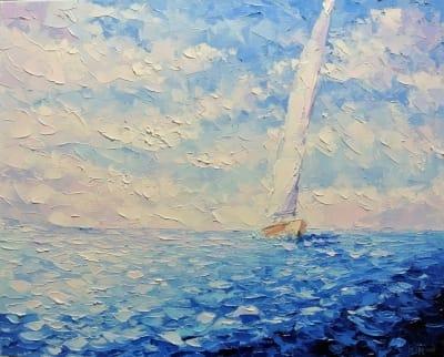 Картина «Волна»