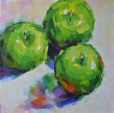 Картина «Яблочки»