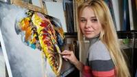 Анималистика картина «Африканский слон» картины для современных интерьеров Киев
