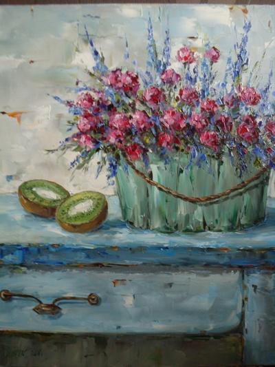 Картина «Аромат киви»