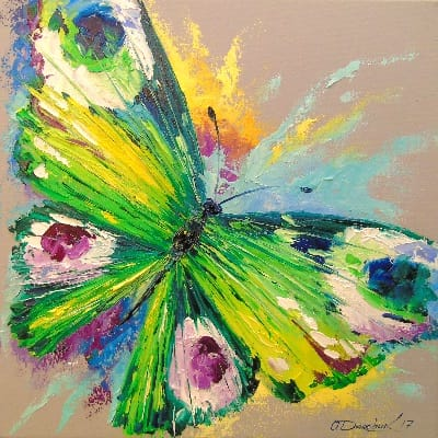 Картина «Бабочка» 4