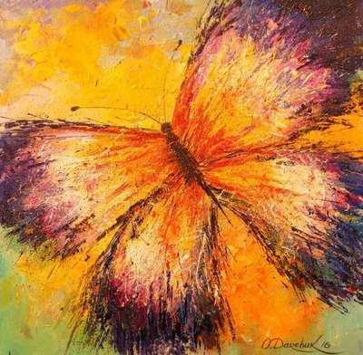 Картина «Бабочка» 2
