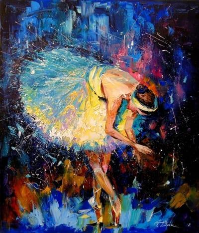 Картина «Балерина» 2