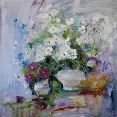 Картина «Букет цветов» 4