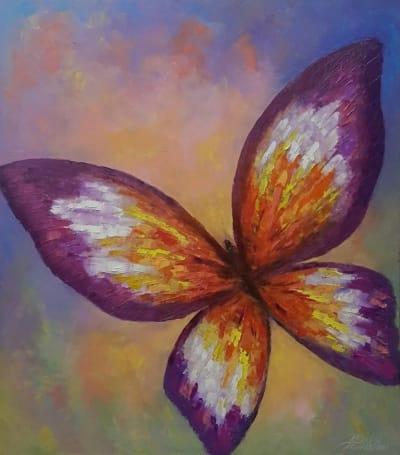 Картина «Бабочка» 3