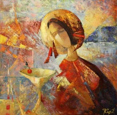 Картина «Чаша добра»