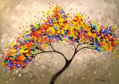 Картина «Дерево желаний»