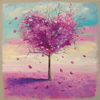Картина «Дерево любви» 2