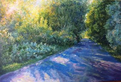 Картина «Дорога домой»