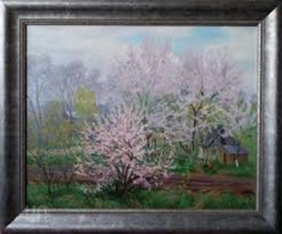 Картина «Дыхание весны»