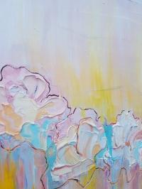 Картина «Весна. Цветение» в интерьере