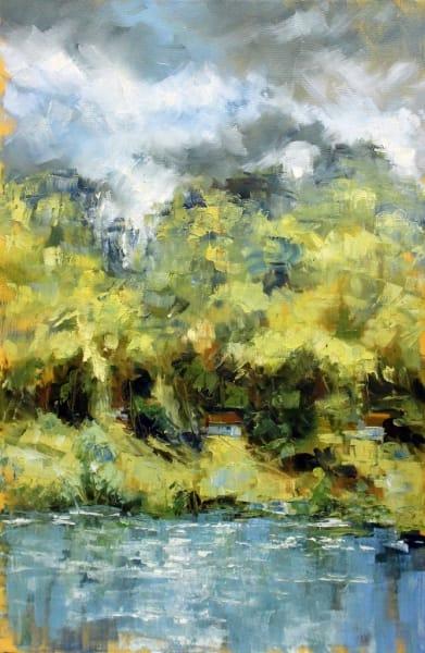 Картина «Гроза на склонах Макова»