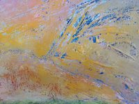Картина «Лето. Ивы» в интерьере
