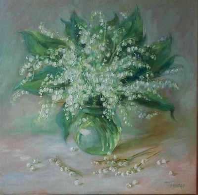Картина «Ландыши»
