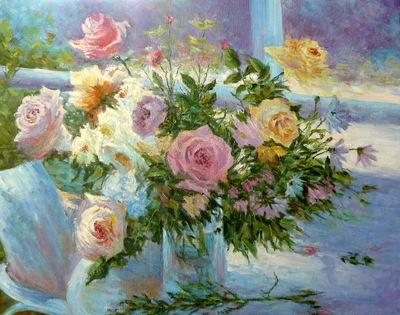 Картина «Розы»