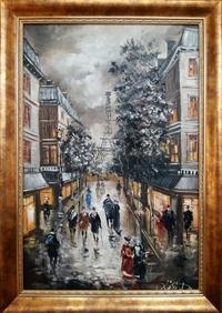 Картина «Париж»
