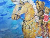 Картина «На лошадке»