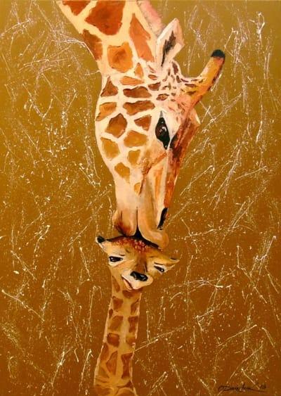 Картина «Любовь матери»